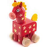 Фигурка деревянная Деревяшки Лошадка Иго-Го