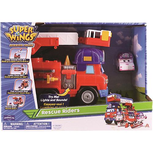 Набор Gulliver Спасателей с машиной Спарки и трансформером от Gulliver