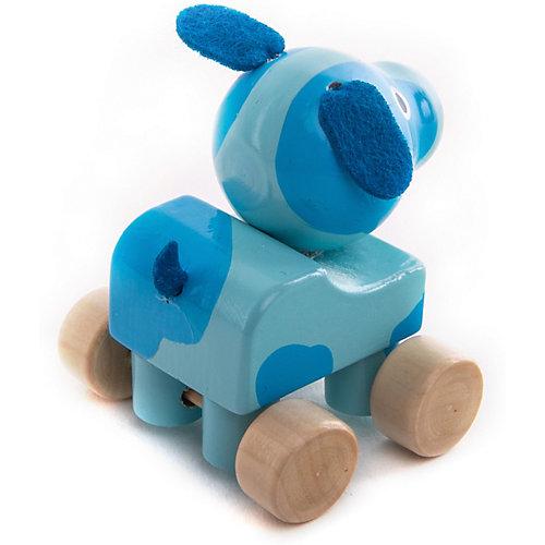 Фигурка деревянная Деревяшки Собачка Гав-Гав от Деревяшки