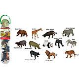 Набор миниатюр Collecta Дикие животные №1