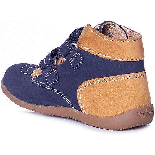 Ботинки KicKers - синий от KicKers