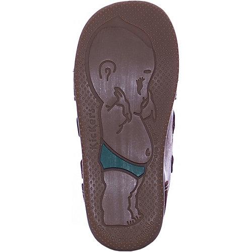 Ботинки KicKers - коричневый от KicKers