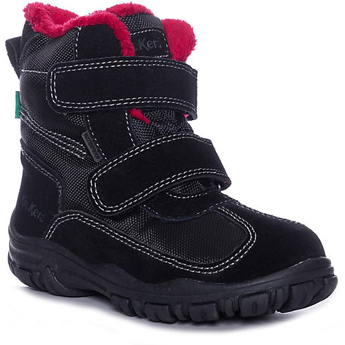 Ботинки KicKers - черный от KicKers