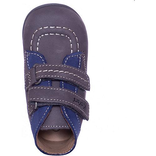 Ботинки KicKers - серый от KicKers