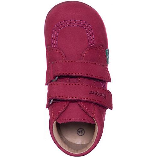 Ботинки KicKers - красный от KicKers