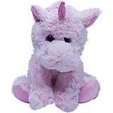 Мягкая игрушка Teddykompaniet Единорог, сидящий, 22 см