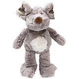 Мягкая игрушка Teddykompaniet Мышь сидящая, 28 см