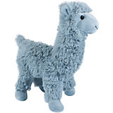 Мягкая игрушка Teddykompaniet Лама, серая, 32 см