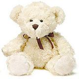 Мягкая игрушка плюшевый мишка Хьялле 20 см, светло-коричневый