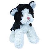 Мягкая игрушка Teddykompaniet котенок, черно-белый, 23 см