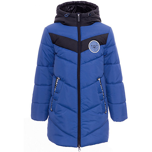Утеплённая куртка Boom by Orby - синий от BOOM by Orby