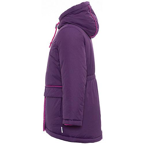 Утеплённая куртка Boom by Orby - сиреневый от BOOM by Orby