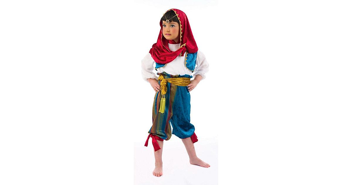 Limit MB274+140/152 Kostüm Jasmin - 5 (140-152) bunt Mädchen Kinder