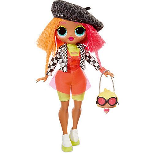 Игрушка Кукла ЛОЛ 20см., Neon от MGA