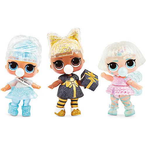 Игрушка LOL Кукла Зимнее диско, в асс. от MGA