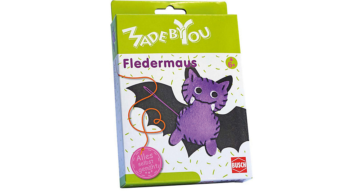 MADE BY YOU Näh-Set Fledermaus