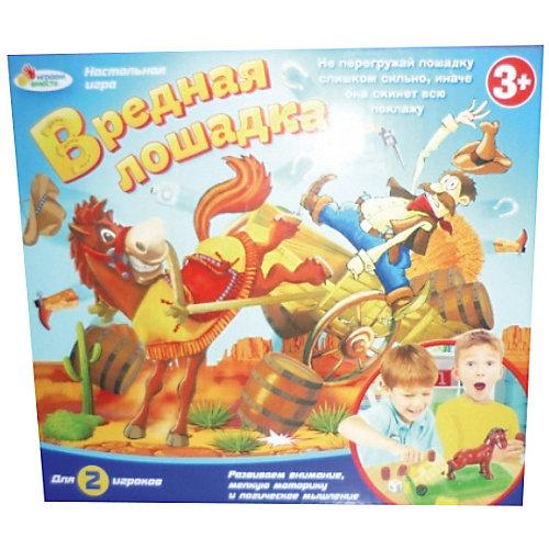 Настольная игра Играем Вместе Вредная лошадка от Играем вместе