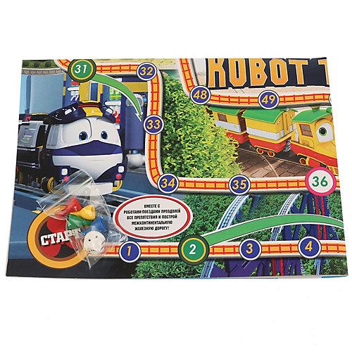 Настольная игра-ходилка Умка Робот Трейс от Умка