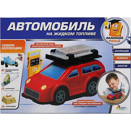 Игровой набор Играем Вместе Автомобиль на жидком топливе от Играем вместе