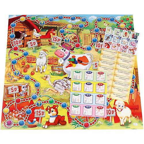 Настольная игра-ходилка Умка Ферма от Умка