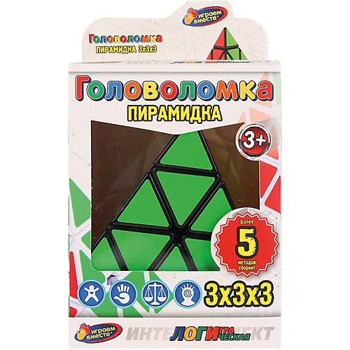 Логическая игра Играем Вместе Пирамидка от Играем вместе