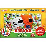 Настольная игра-ходилка Умные игры Азбука, мимимишки