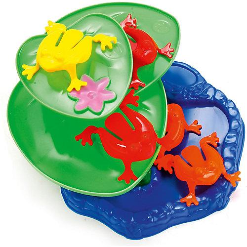 Настольная игра Играем Вместе Лягушки от Играем вместе