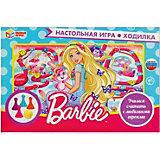 Настольная игра-ходилка Умные игры Барби