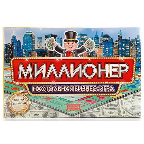 Настольная бизнес-игра Умные игры Миллионер