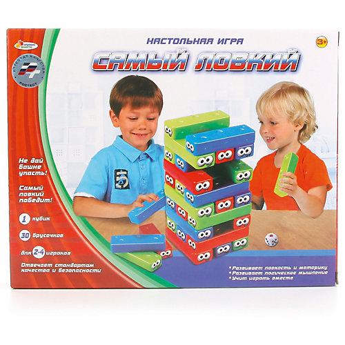 Настольная игра Играем Вместе Самый ловкий от Играем вместе