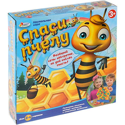 Настольная игра Играем Вместе Спаси пчелу от Играем вместе