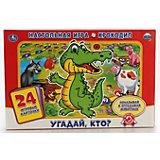 Настольная игра-ходилка Умные игры Крокодил