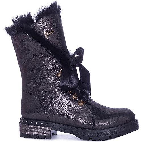 Утеплённые ботинки Tiflani - серый от Tiflani