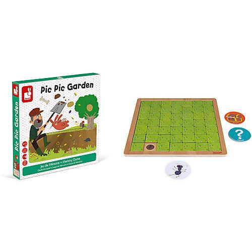 """Настольная игра Janod """"Сокровища в саду"""" от Janod"""