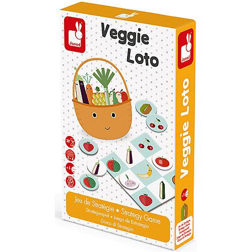 """Лото Janod """"Фрукты-овощи"""" от Janod"""