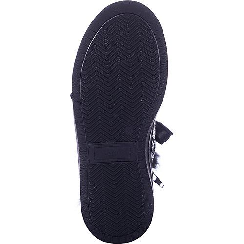 Утеплённые ботинки Tiflani - бордовый от Tiflani