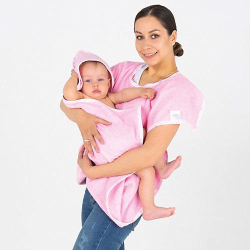 Полотенце-фартук BabyBunny - блекло-розовый от BabyBunny