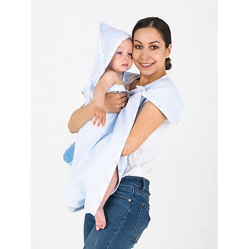 Полотенце-фартук BabyBunny - голубой от BabyBunny