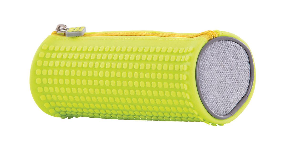 Pixie Crew: Schlamperrolle, grau/neon gelb grau/gelb