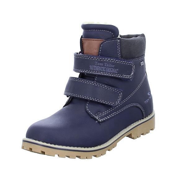 best cheap 27e73 39e9b Stiefel für Jungen, TOM TAILOR