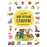 """Книга """"Первые книжки малыша. Мой первый словарик"""", Шеффлер А."""