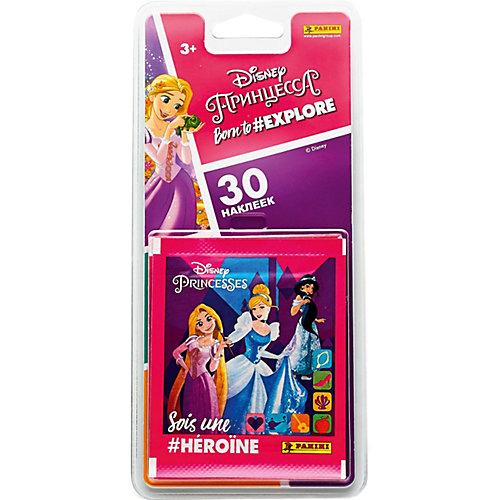 Блистер с наклейками Panini Принцессы Disney Рождена, 6 пакетиков от Panini