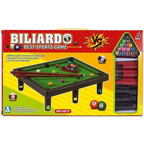 Настольная игра Zilmer Бильярд от Zilmer