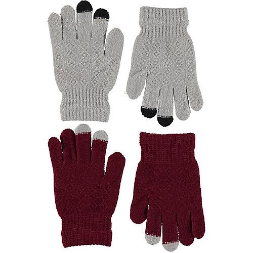 Перчатки Molo - бордовый от Molo