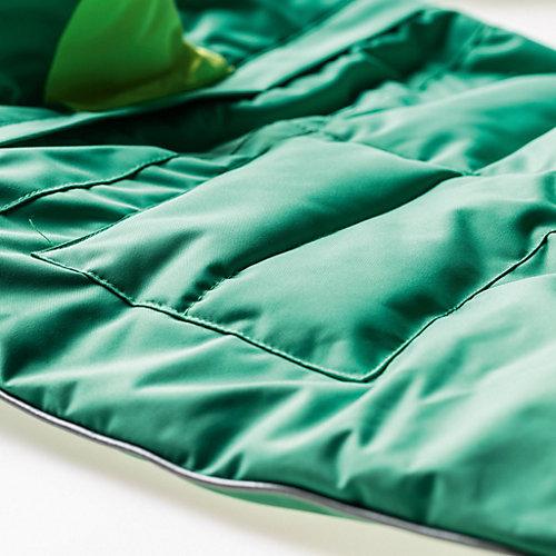 Утеплённый комбинезон WeeDo - зеленый от WeeDo