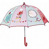 """Зонт Lilliputiens """"Цирк Шапито"""", розовый"""
