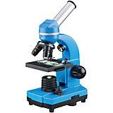 Микроскоп Bresser Junior Biolux SEL, 40–1600x, синий