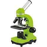 Микроскоп Bresser Junior Biolux SEL, 40–1600x, зеленый
