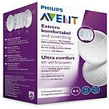 Вкладыши одноразовые в бюстгальтер Philips Avent Ultra Comfort, 24 шт