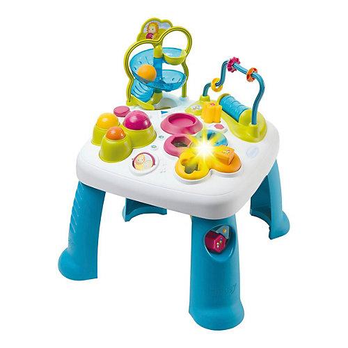 Развивающий игровой стол Smoby Cotoons, синий от Smoby